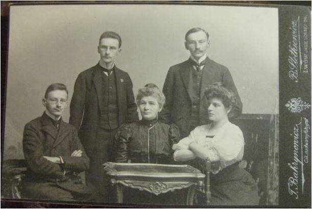 Kim oni byli blog genealogiczny