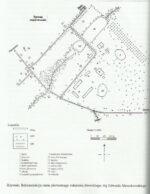 Rzewnie - zespół dworski za czasów Zaruskich według Edwarda Mroczkowskiego
