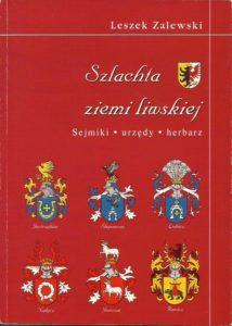 Szlachta Ziemi Liwskiej Leszek Zalewski Warszawa 2005