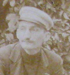 Zdjęcie Antoniego Smolińskiego w młodości