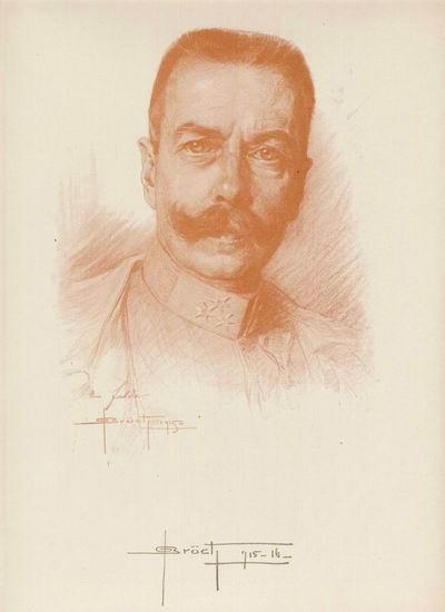 kapitan (Hauptmann) Oskar Brüch