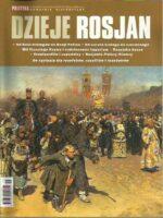 okładka magazynu Dzieje Rosjan Pomocnik Historyczny Polityki