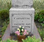 Zdjęcie pomnika ufundowanego przez moich przodków