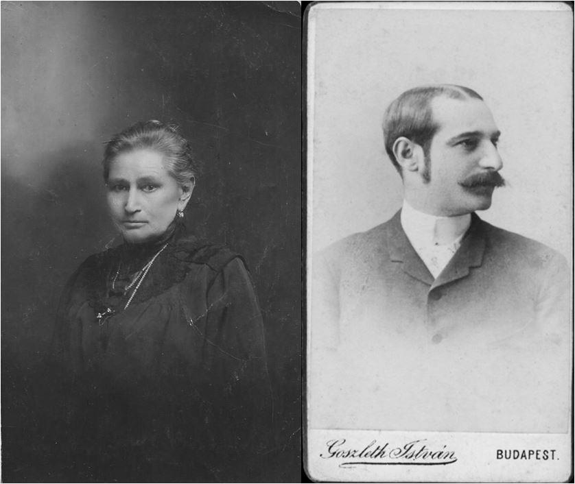 Katalin Duma de Vajda Hunyad z domu Resei i Sandor