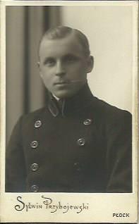 Adam Markowski - uczeń gimnazjum w Płocku