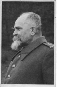 Akta personalne płk Mieczysław Polkowski