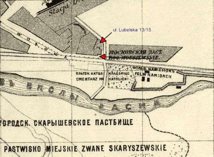 Fabryka w Grochowie i na Kamionku
