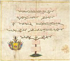 Jak zrobić drzewo genealogiczne drzewo Grothów