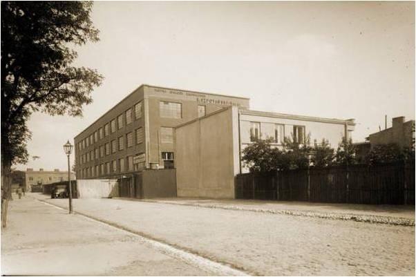 Fabryka Aparatów Elektrycznych Szpotańskiego na Kamionku