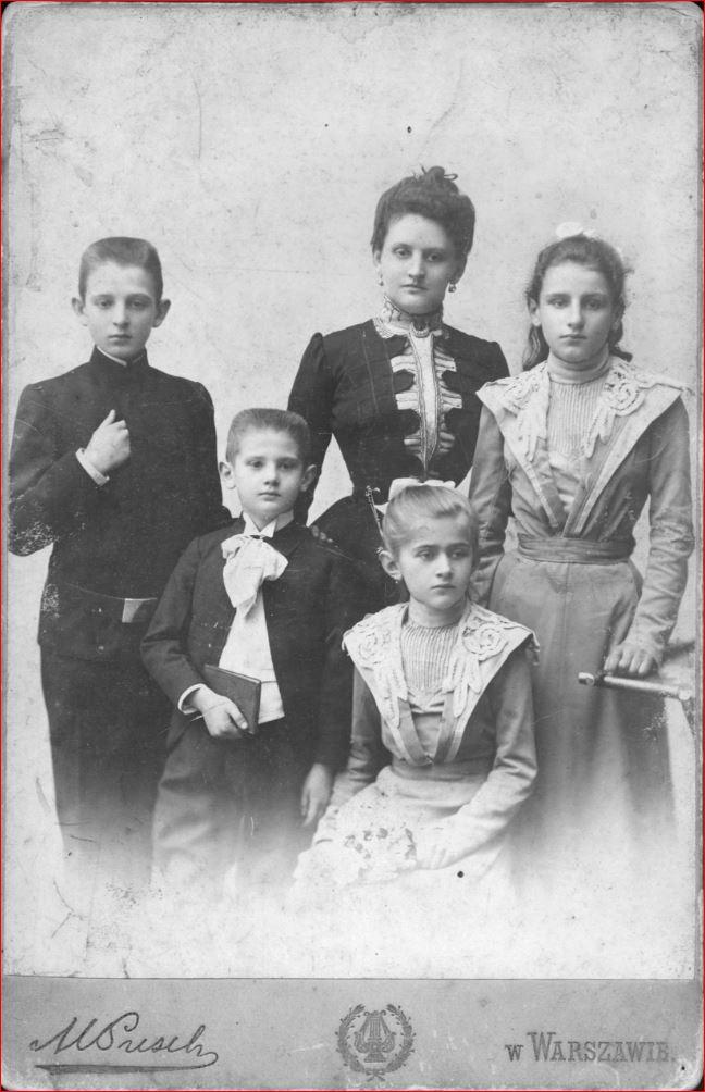 Archiwum Akt Nowych Rodzina Dumów