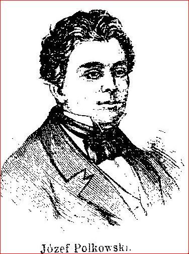 Józef Polkowski pierwszy tenor