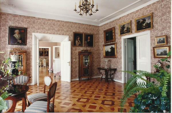 Muzeum Wnętrz Dworskich Tubądzin