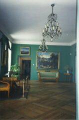 Pałac w Śmiełowie - podróże genealogiczne