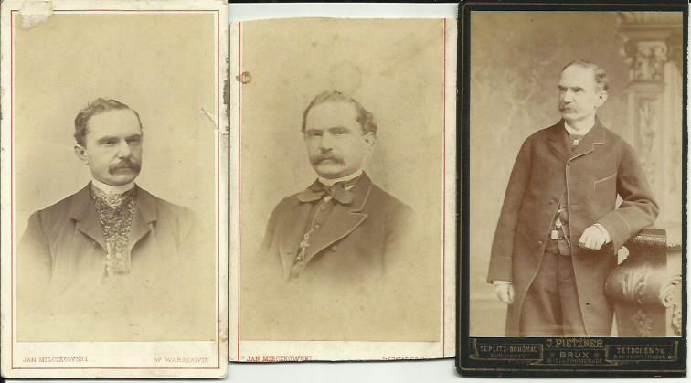 Potomkowie Emila Weschkie