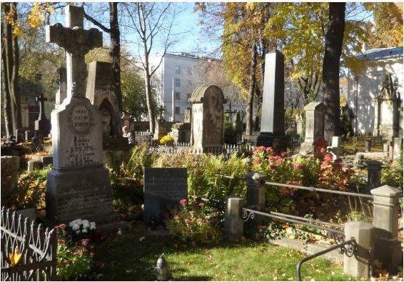 Wszystkich Świetych najbardziej genealogiczne-święto cmentarz młynarska