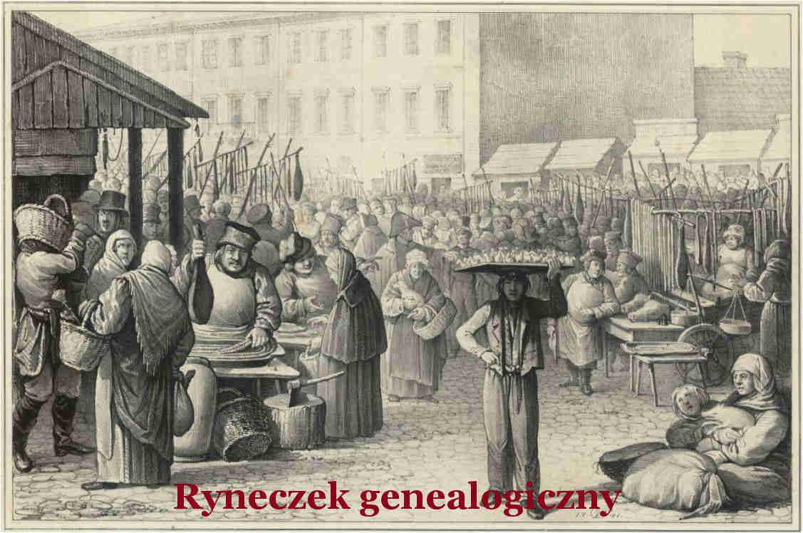 Znalezione w Internecie prezenty od i dla genealogów