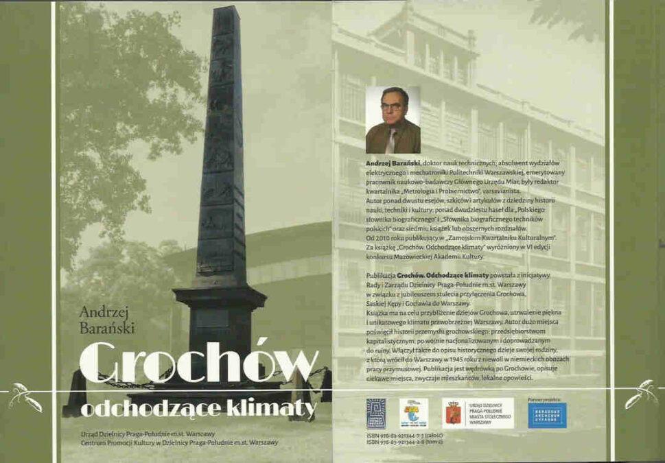 Grochów Odchodzące klimaty Andrzej Barański