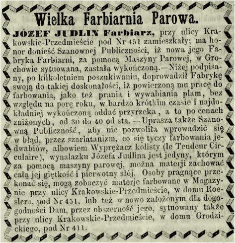 Sklep Wokulskiego i kantor Judlina