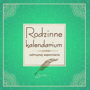 Albumy genealogiczne Rodzinne kalendarium