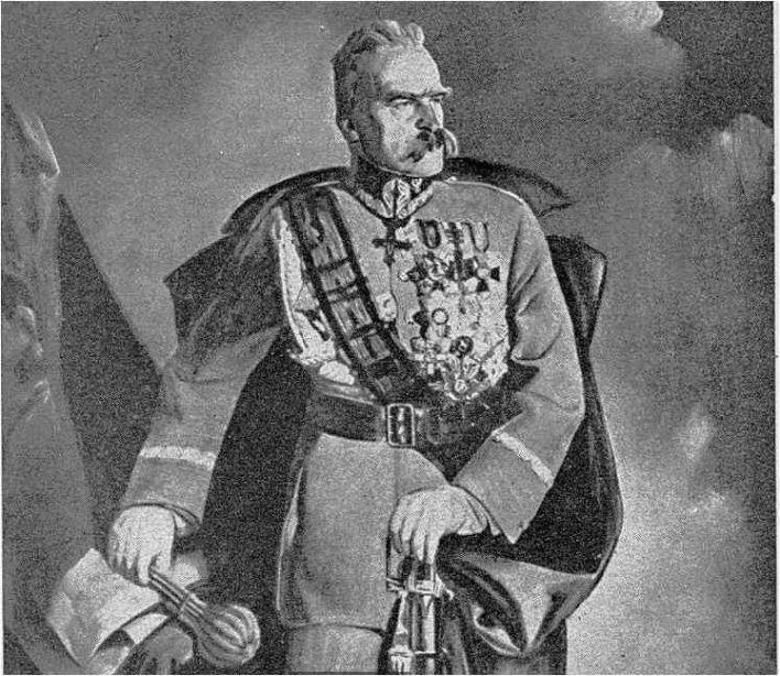 Rodzina Józefa Piłsudskiego portret