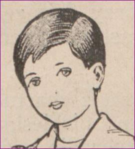 chłopiec przed I WŚ