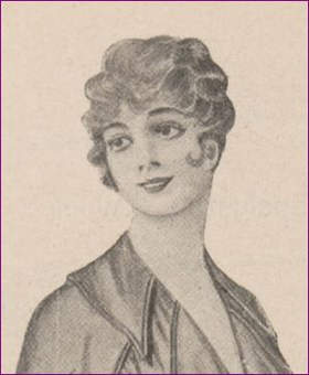 kobieta przed I WŚ