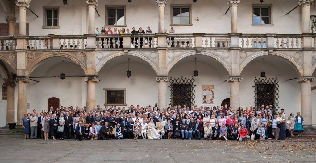 Konferencja Genealogiczna w Brzegu zdjęcie grupowe