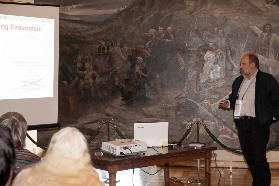 Konferencja Genealogiczna w Brzegu Warsztat