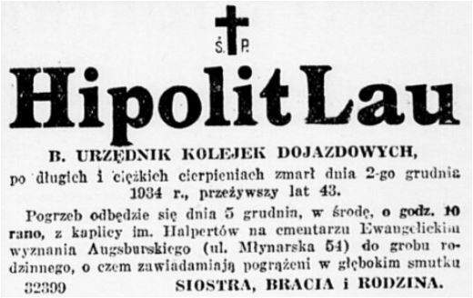 Niebezpieczne okolice Warszawy rodzina Lau