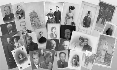 Kim byli moi przodkowie - Moja Genealogia