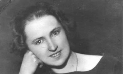 Kim byli moi przodkowie: Wanda Polkowska Markowska