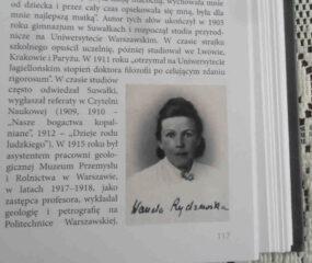 Dwory na Suwalszczyźnie Wanda z Kerntopfów Rydzewska