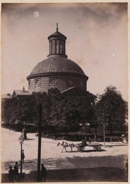 Saga ulrichowsko machlejdowska Kościół ewangelicko-augsburski Maurycy Pusch