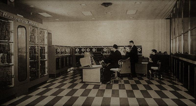 Nowe technologie i historia rodziny komputer UNIVAC