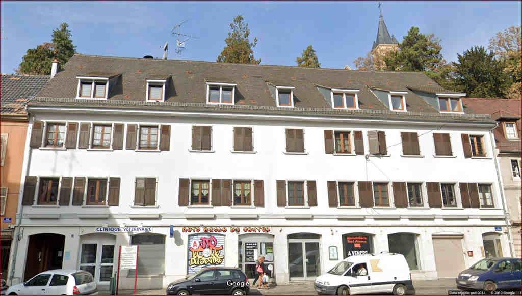 Hotel Geber w Altkirch Poszukiwania genealogiczne we Francji
