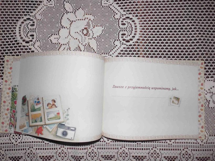 książka Laurka na dzień babci, dzień dziadka