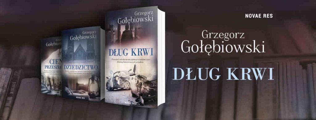Grzegorz Golembiowski kryminały